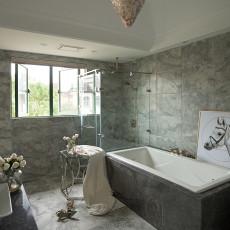 家居混搭格调卫浴设计