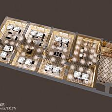欧式厨房橱柜设计图