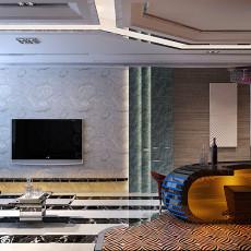 精选现代简约两室一厅装修效果图