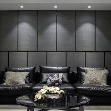 精致88平现代三居客厅效果图欣赏
