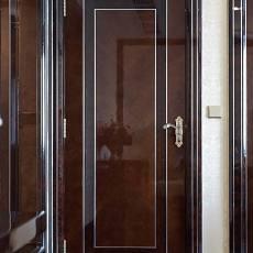 2018精选140平米美式别墅卧室装修设计效果图片