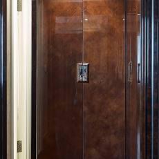 精美面积123平别墅卧室美式装修设计效果图