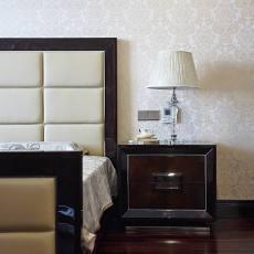 热门面积131平别墅卧室美式装修图片欣赏