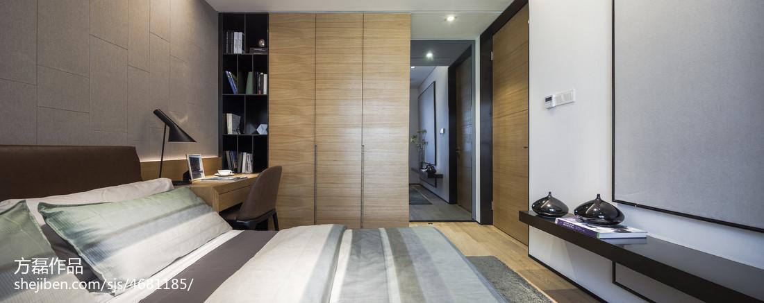 精致23平现代小户型卧室装修图片