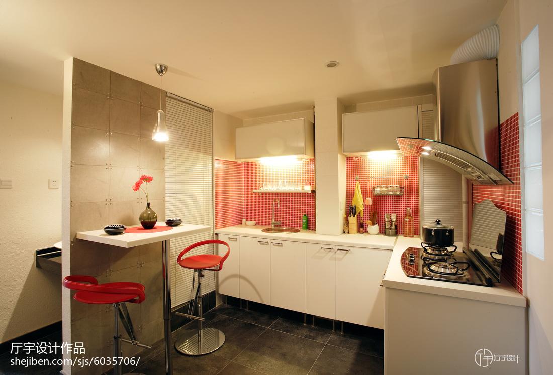 二居厨房简约装饰图片