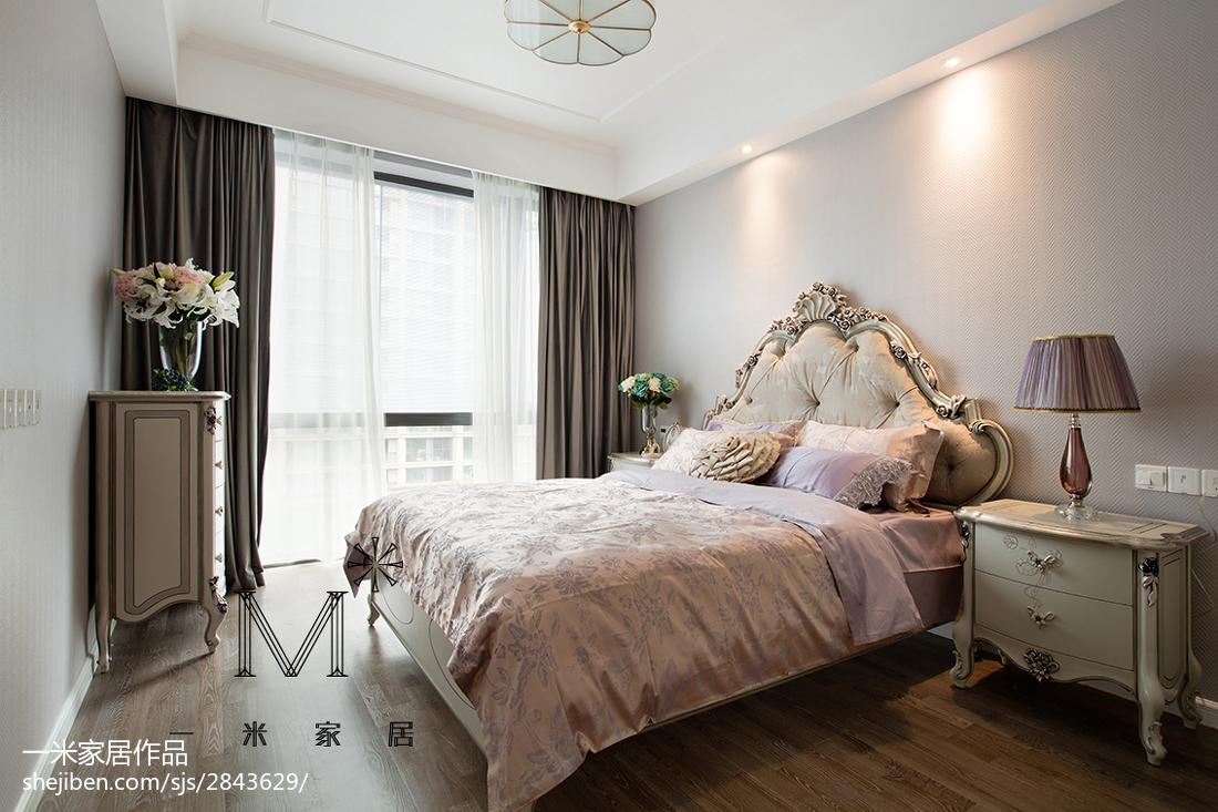精美现代三居卧室装修欣赏图片