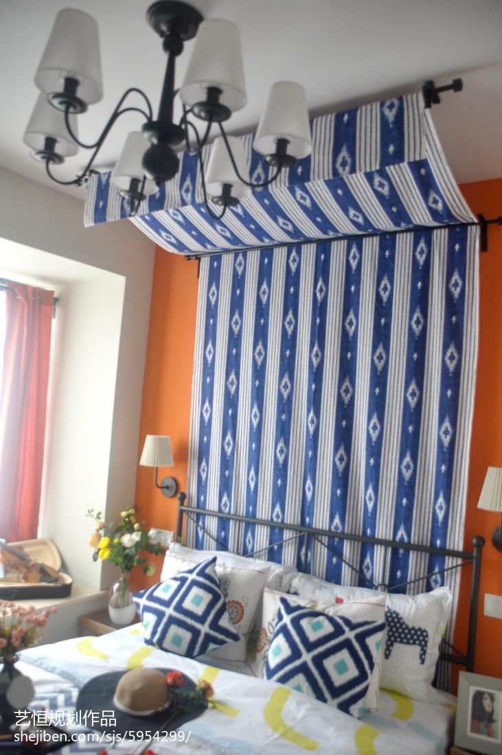 精美宜家卧室装饰图片大全