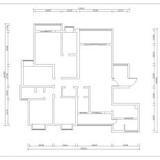 美式风格四居室装修创意图