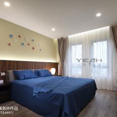 现代简约风格家居卧室装修