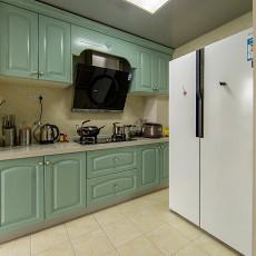 精美北欧三居厨房欣赏图片