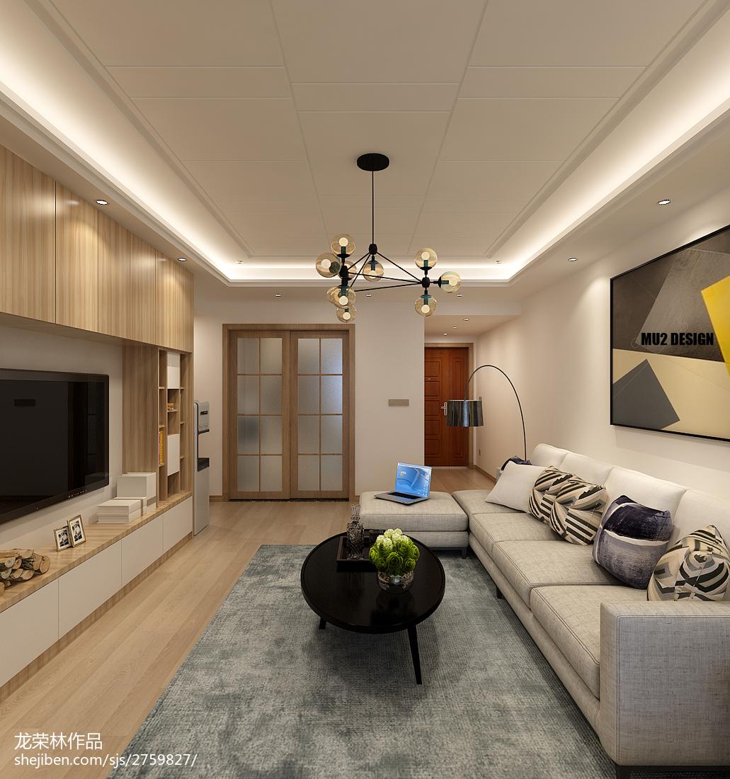 简约格调家装三居设计