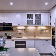 简约美式风格厨房橱柜设计