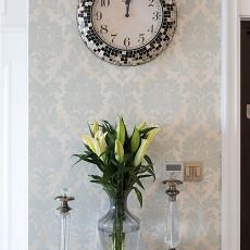 现代风格卧室装饰柜装修效果图
