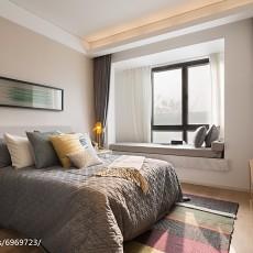 现代风格家居卧室设计案例