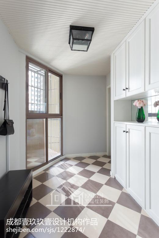 質樸124平簡約三居衛生間裝飾圖