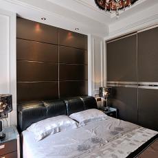 精选大小80平现代二居卧室装修实景图片大全