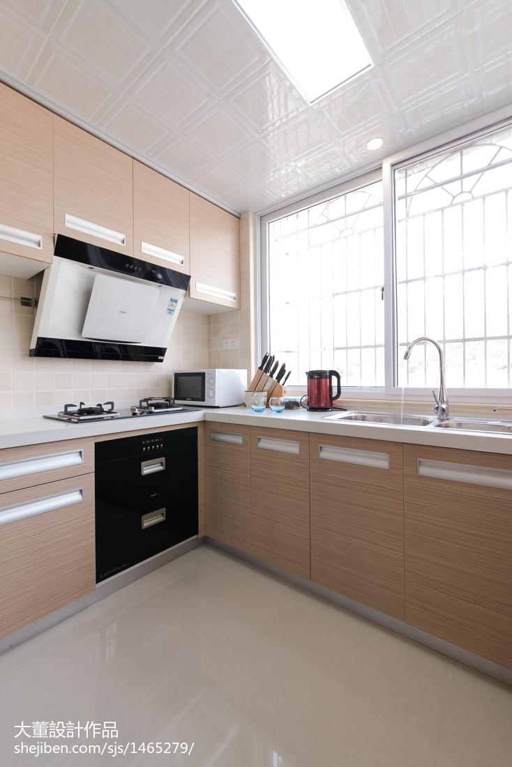 宜家二居厨房装修图片欣赏