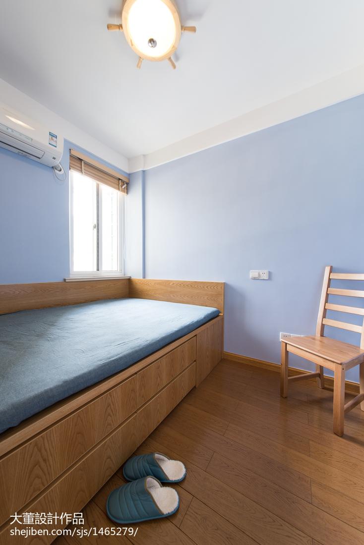 精美宜家二居卧室装修欣赏图