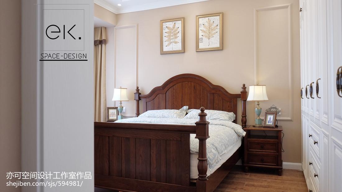 美式风格卧室设计图片