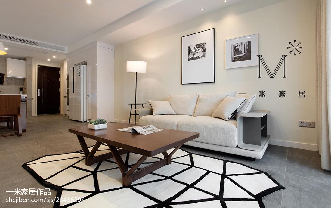 典雅104平现代二居休闲区图片欣赏