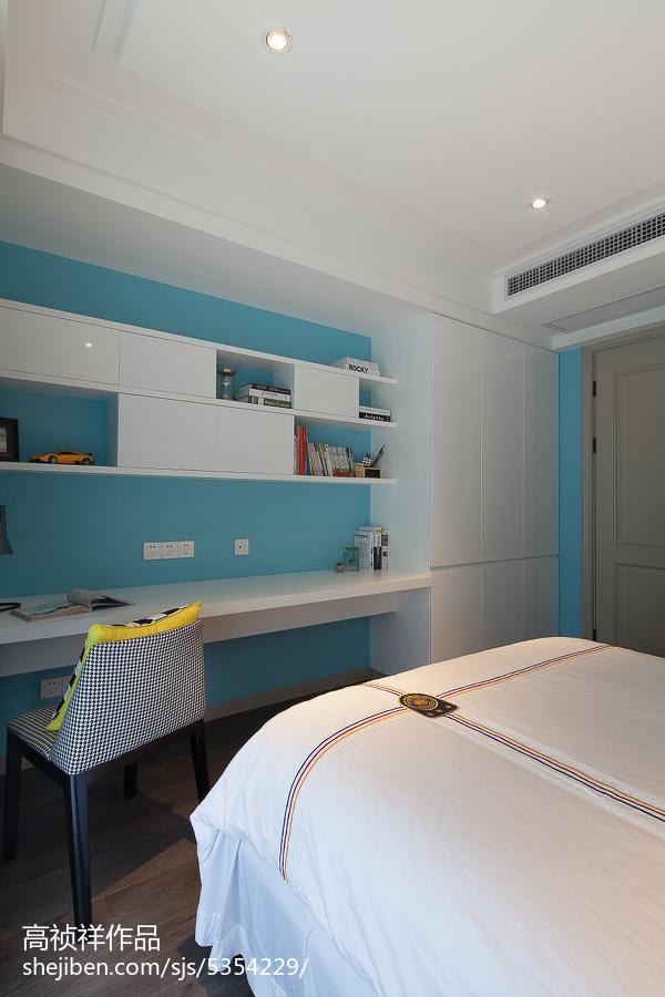 宜家风格舒适卧室家居效果图片