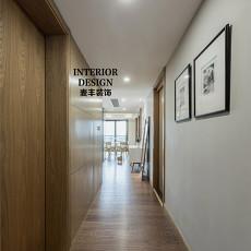 家居现代风格过道设计