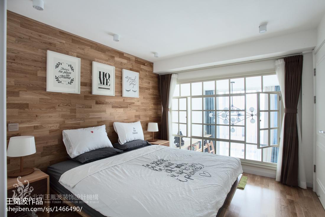热门125平米日式复式卧室装修效果图片大全