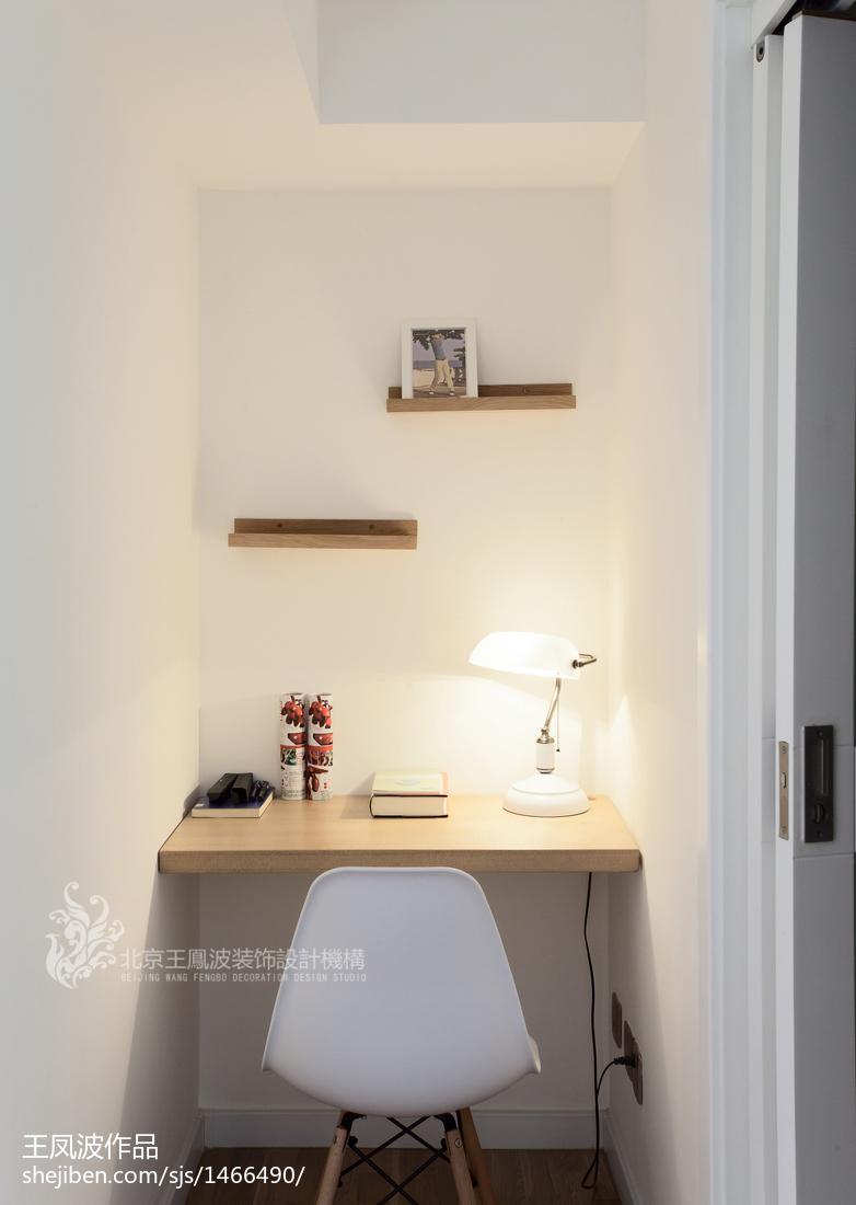 面积136平复式卧室日式效果图片