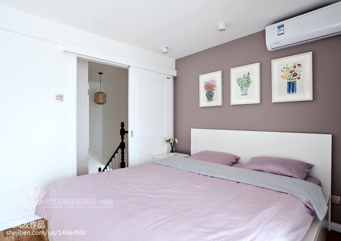 热门122平米日式复式卧室装修设计效果图片大全