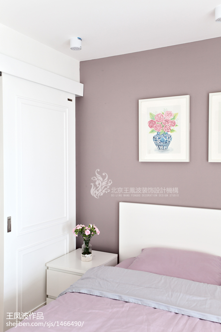 精选128平米日式复式卧室实景图片