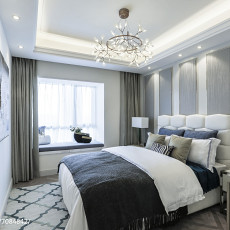 精美欧式卧室装修设计效果图片欣赏