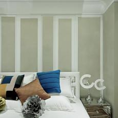 现代简约两室两厅装修效果图大全2013图片