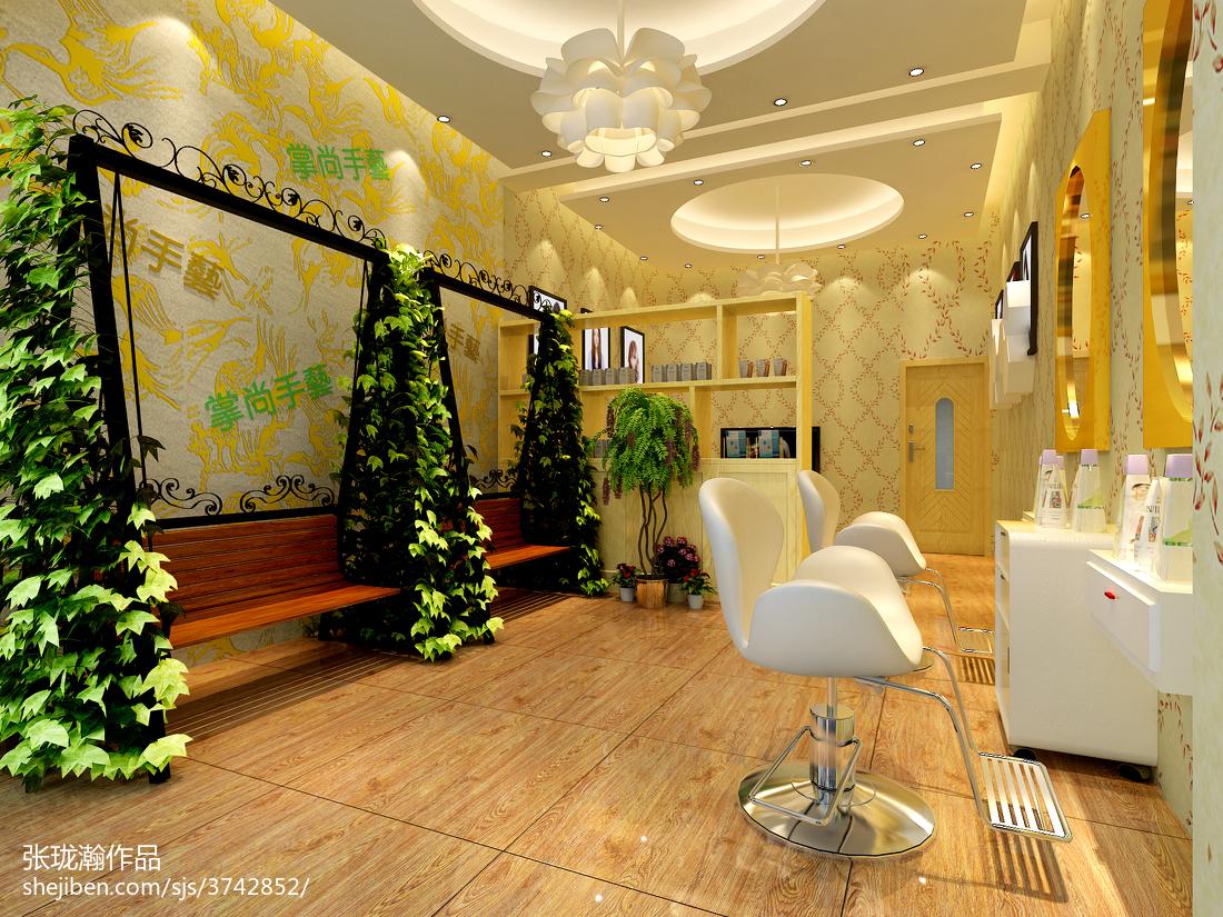 现代家装玄关设计