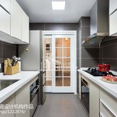 简洁106平美式三居装修图片