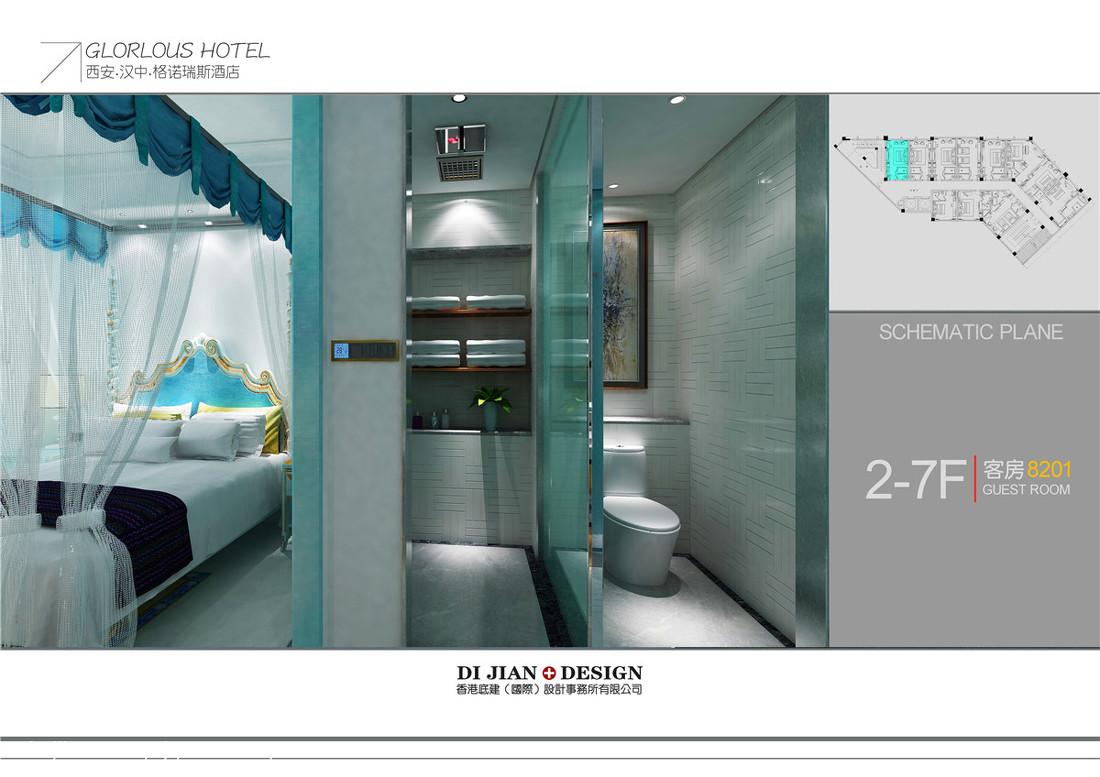 豪华中式风别墅室内装修图片
