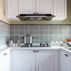热门98平米三居厨房欧式欣赏图片