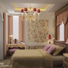 热门118平米欧式别墅卧室欣赏图片大全