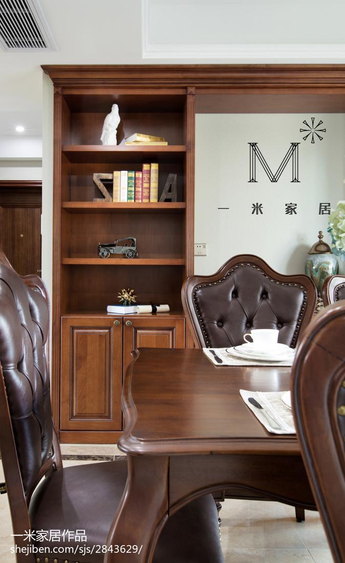 精美二居餐厅欧式装修效果图片欣赏