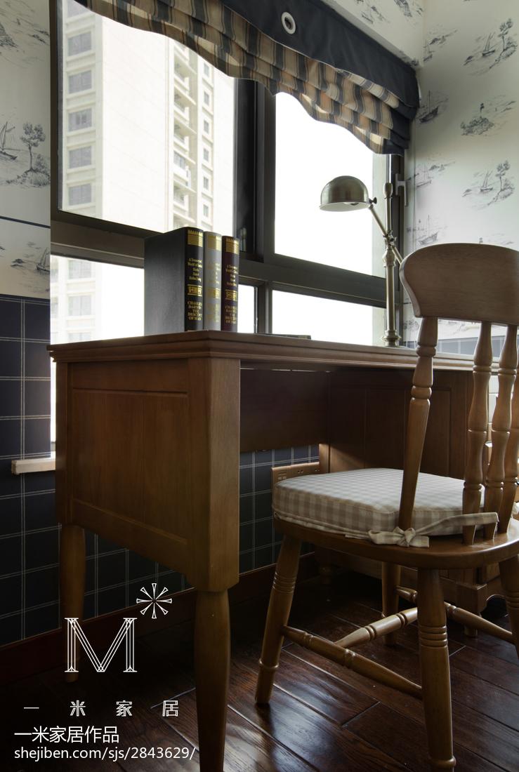 热门面积80平欧式二居儿童房装修设计效果图片大全