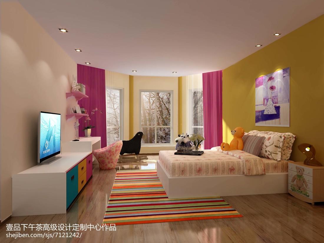 中式风格阁楼客厅装修效果图大全欣赏