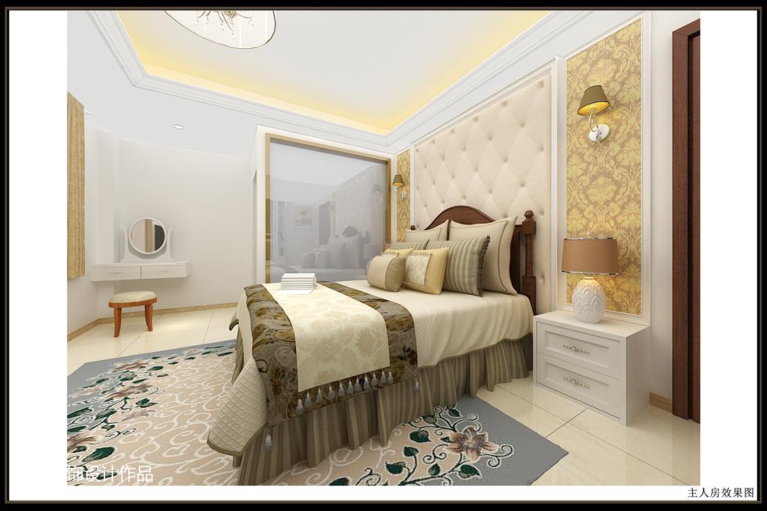 时尚现代新中式客厅装饰案例