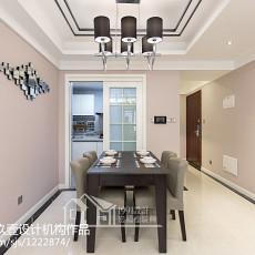 精美现代二居餐厅装饰图片欣赏