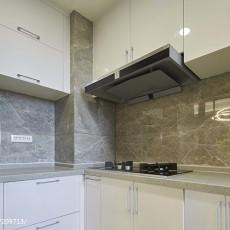 精美130平米四居厨房简约欣赏图片