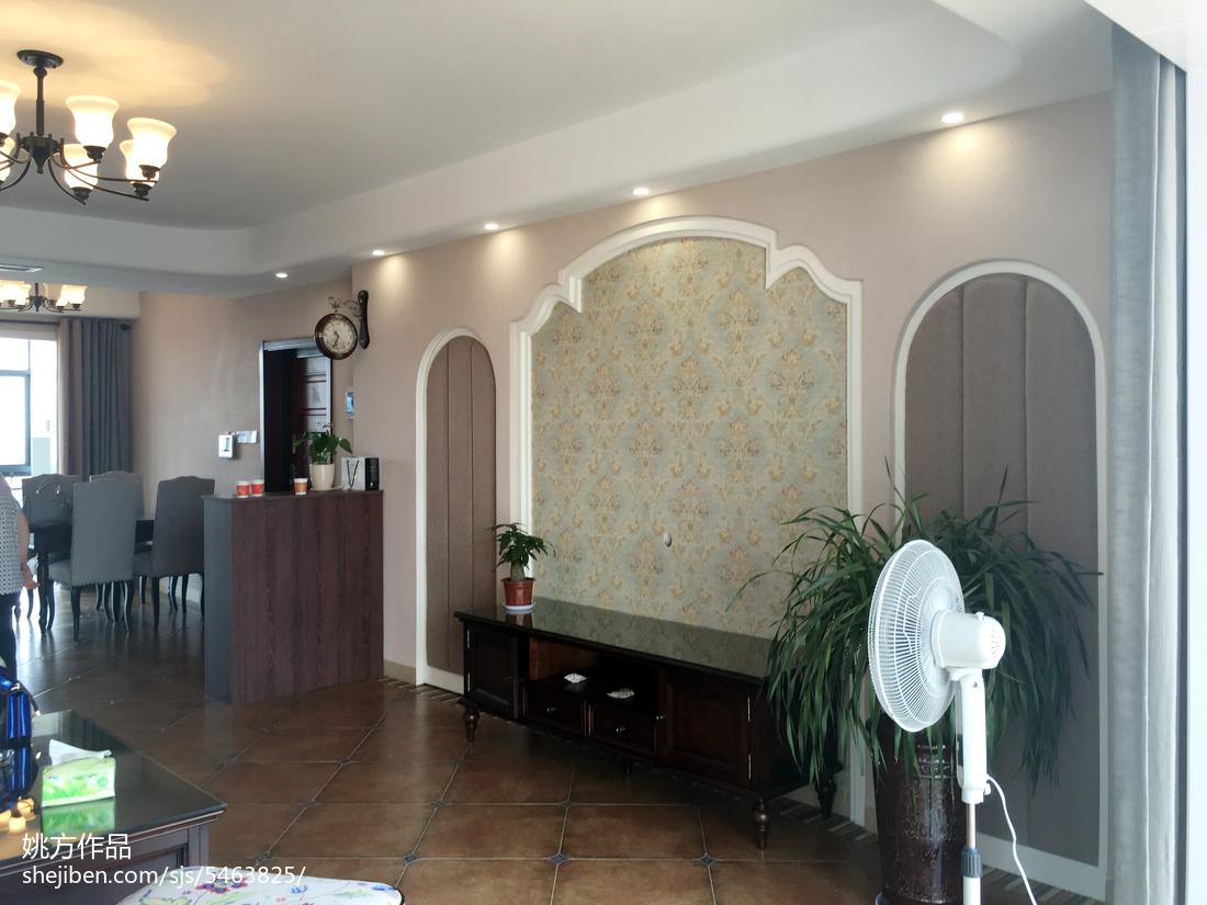 日式禅风家装客厅装修