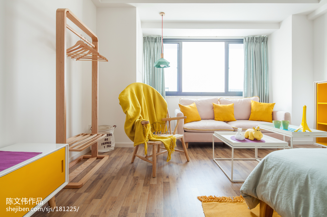 2018精选北欧小户型卧室装修图片