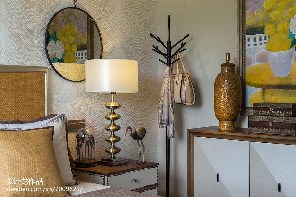 热门欧式卧室装饰图