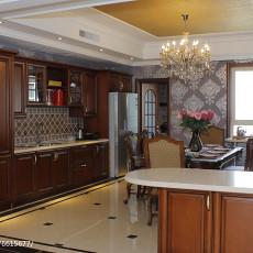 四居厨房欧式欣赏图