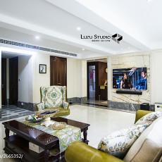 精美新古典三居客厅装修欣赏图