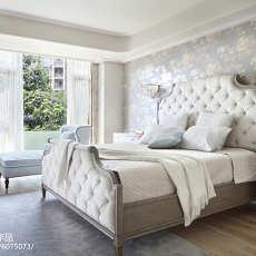 温馨美式格调卧室装饰图