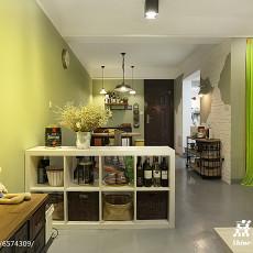 精选88平米二居餐厅混搭实景图片欣赏